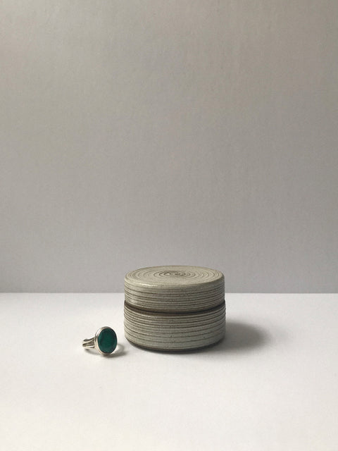 Lidded Ring Jar - SHOP CORDUROY