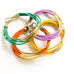 Leather Tube Bracelet + 3 color options! - SHOP CORDUROY