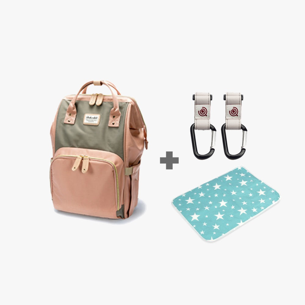 Wickelrucksack Set Pop