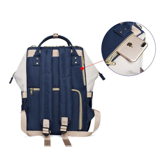// LIMITED EDITION // Wickelrucksack Set Max