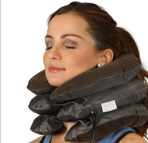 BEST RELIEF CERVICAL NECK TRACTION DEVICE