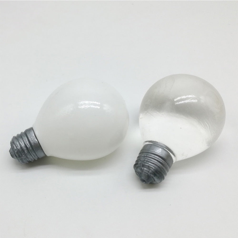 Light bulb Squeeze Toy
