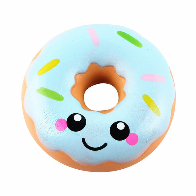 Sprinkle Donut Squishy