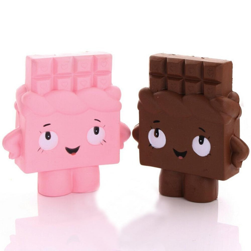 Chocolate Bar Squishy