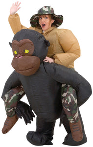 Cosplay déguisement Gorille King Kong