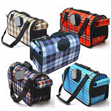 Go Anywhere Designer Look Pet Carrier - 3 Sizes and 5 Colors
