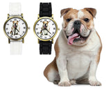Bulldog Sport Watch with Silicone Band