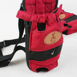 Hoopet, Red Dog Carrier Backpack, Red Dog Backpack, Red Dog Carrier