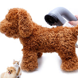 Pet Hair Remover Brush Vacuum for Cats & Dogs