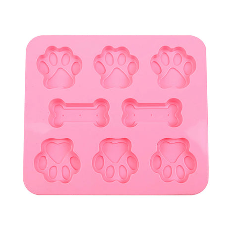 Dog Bone Silicone Mold for Tasty Treats, Soaps and More