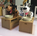 Coin Eating Doggie Bank - Fun for All!