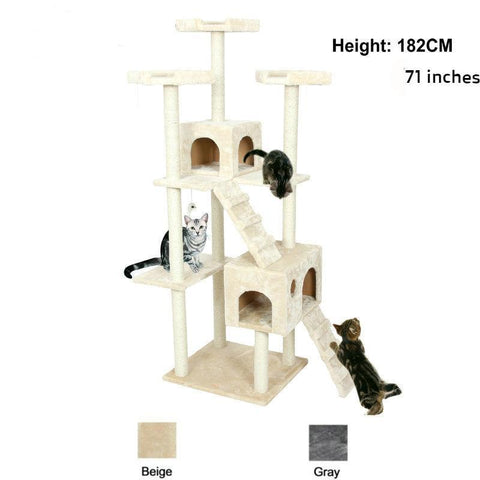 Cat Tree Climbing Tower