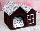 Luxury Indoor Dog or Cat House