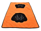 Ultra-absorbent Bath Drying Towel for Pets