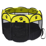 Portable Soft Sided Pet Playpen & Crate - Available in 3 Colors & 2 Sizes