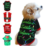 Pet Clothes, Pet Christmas Clothes, Holiday Clothes for Dogs, Cookie Tester, Santa's Helper, Santa Suit, Elf Suite, PetShopLane.com, Dog Jacket, Cat Jacket, Cat Clothes, Fun Clothes for Dogs