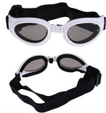 100% UV protection white pet sunglasses, White Pet sunglasses, Dog sunglasses, Cat Sunglasses