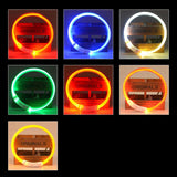 Luminous LED Pet Collars for Night Time Safety - 7 Colors Available!