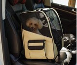 Breathable Pet Carrier, Pet Car Seat, All-in-one Pet Backpack & Rolling Cart, Pet rolling tote, Pet rolling Luggage
