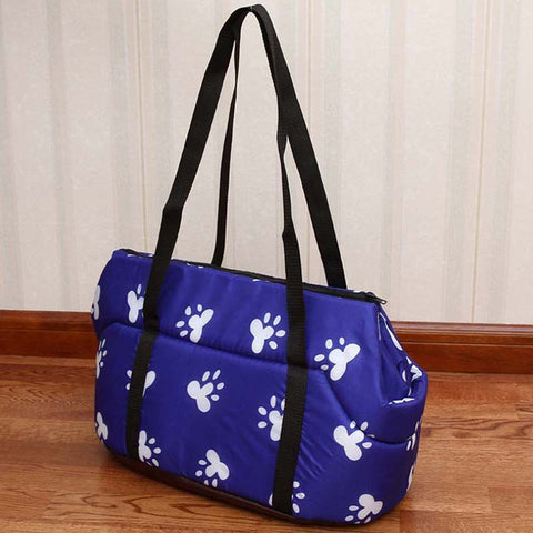 Pet Carrier Travel Tote Bag - 2 Sizes & 7 Designs Available