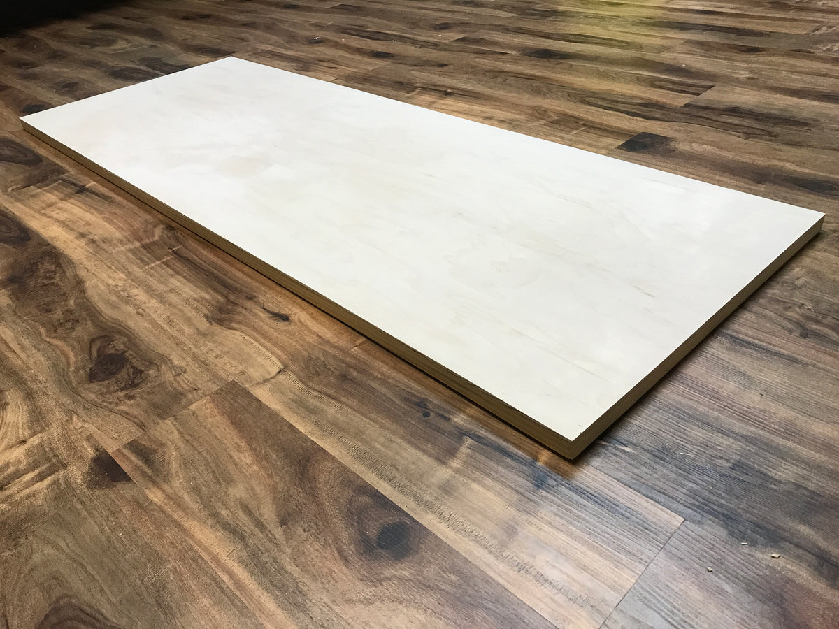 Custom Birch Cradled Panels