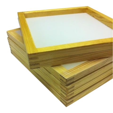 Wooden Silk Screen Frames
