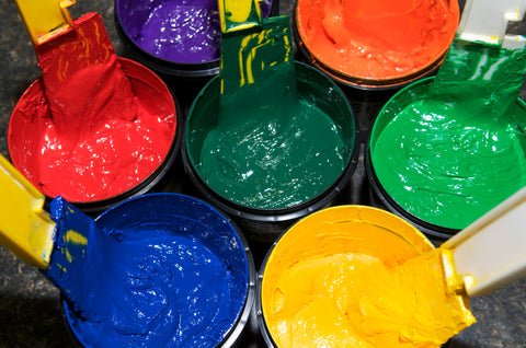Silk Screen Printing Supplies