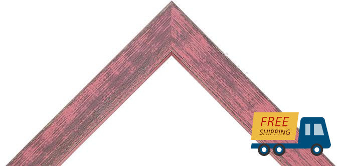 "Pink Poplar Picture frame, great for 3/4"" canvas, (different sizes)--Sunbelt Mfg. Co."