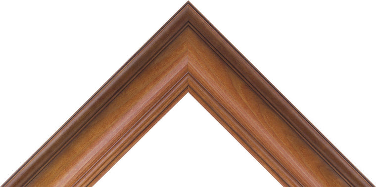 Texas Pecan (solid wood) Picture Frame 1
