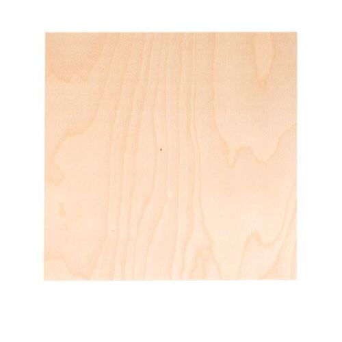 "1/2"" Panel Only, (no cradle), Made with high quality Birch--Sunbelt Mfg. Co."