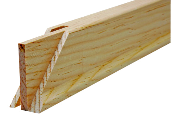 "3/4"" Deep Art Canvas Stretcher Bars, (Bundle of 50)"