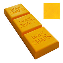 Enkaustikos Wax Snaps-Cadmium Yellow Deep-Sunbelt Mfg. Co.