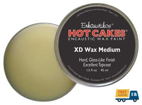 Hot Cakes XD Wax Medium - 6oz Tin--Sunbelt Mfg. Co.