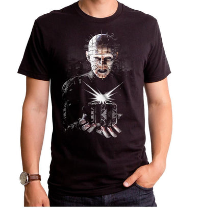 Hellraiser Puzzle Box Mens T-Shirt