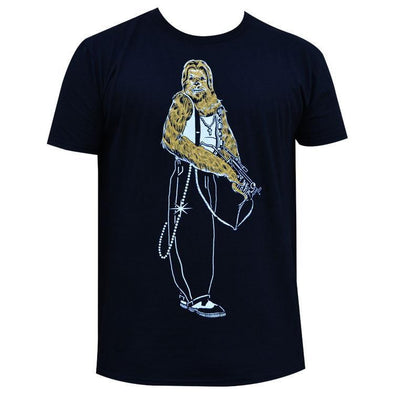 Chewy Gangster Mens T-Shirt