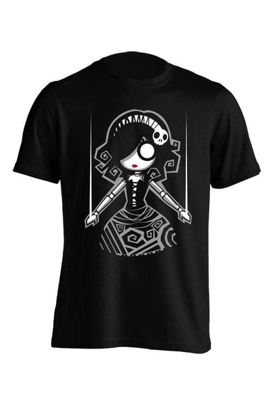 Morbid Marionette Tee [Multiple Styles Available]