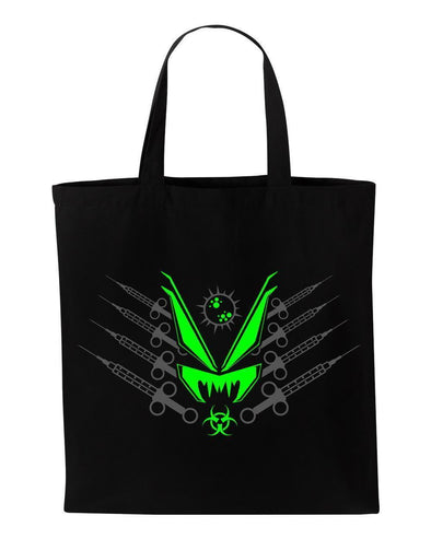 VampireFreaks Toxic Dosage Tote Bag - Vampirefreaks Store