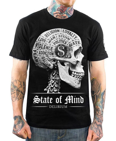 State Of Mind: Delirium T-shirt