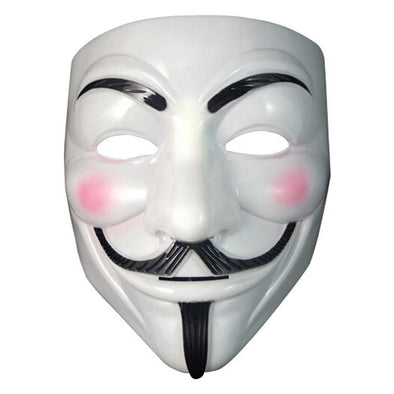 V for Vendetta Mask / Anonymous Mask