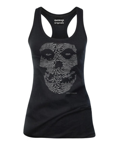 The Unknown Ghost Tank Top