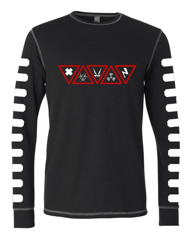 VampireFreaks Symbols Thermal Shirt