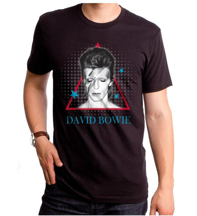David Bowie Aladdin Pyramid Men's T-Shirt