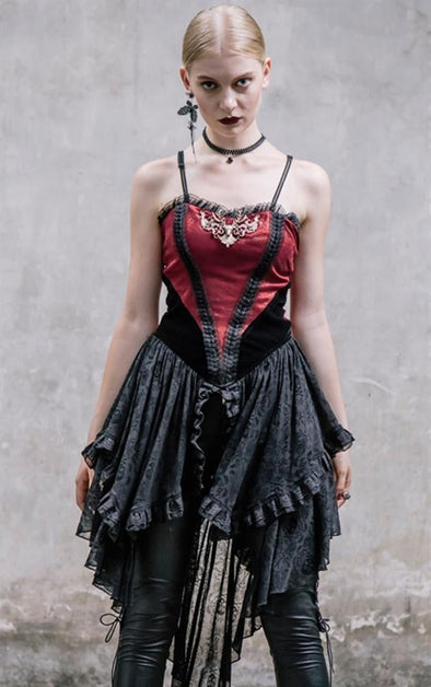 Gothic Akasha Dress