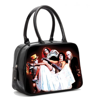 Rocky Horror Cast Bowler Handbag