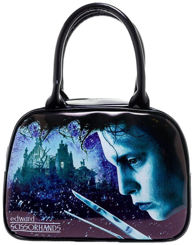 Edward Scissorhands Snow Handbag