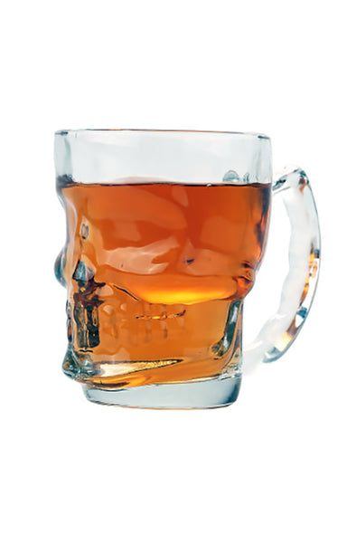 Skull Drinking Glass - Vampirefreaks Store