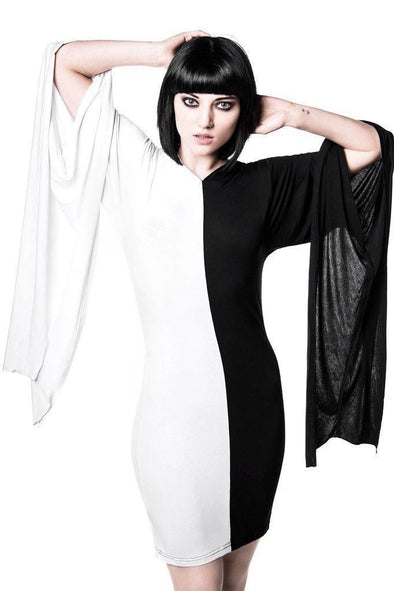 Killstar Jinx Hood Dress
