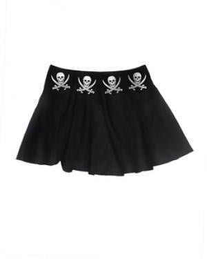Aesop Originals The Jolly Roger - Skater Skirt