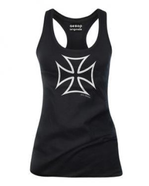 Aesop Originals Hot Rod Iron Cross - Tank Top