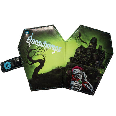 Kreepsville Goosebumps Coffin Wallet